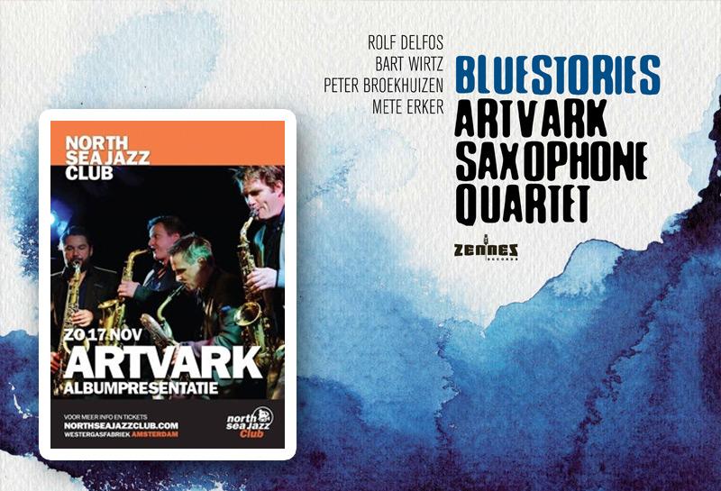 Artvark - Bluestories