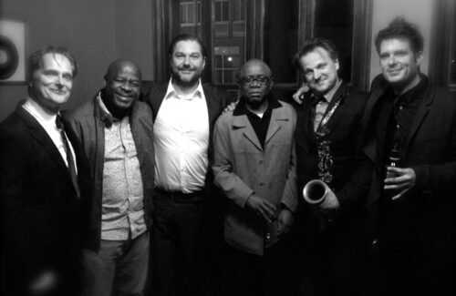 Artvark, Feya Faku and Sidney Mnis