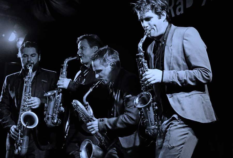Artvark at North Sea Jazz Festival 2014