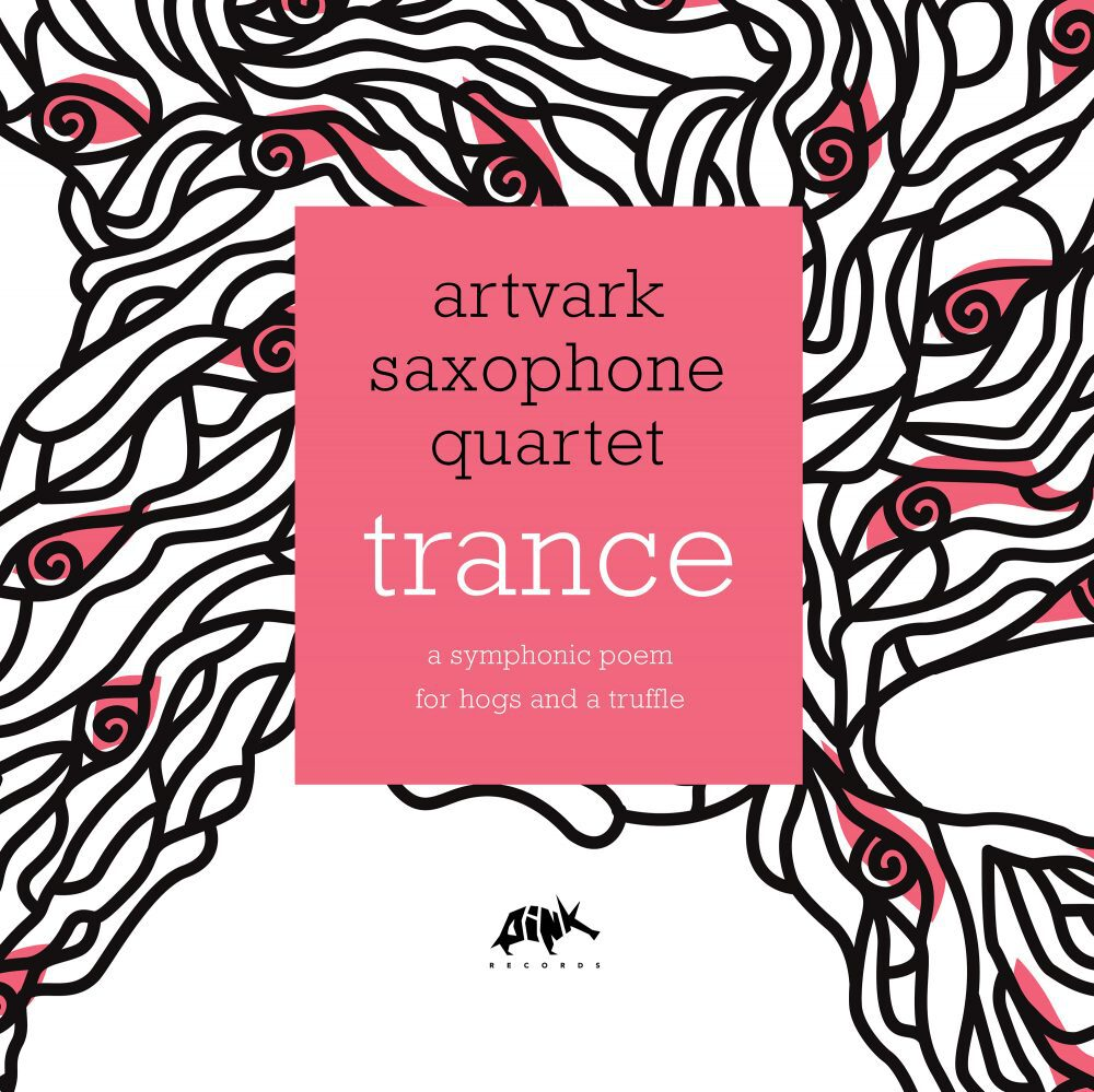 Artvark -Trance - cover - Oink Records