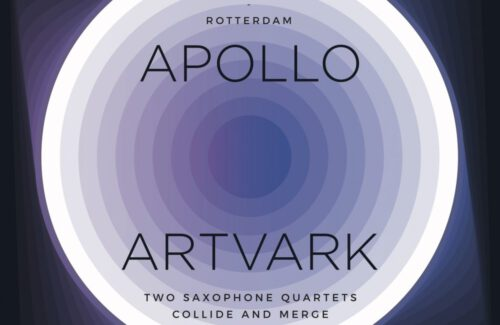 Apollo and Artvark - CD release - Oink Records