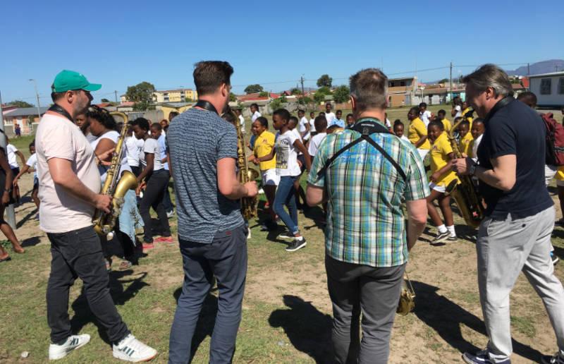 Artvark South Africa Tour